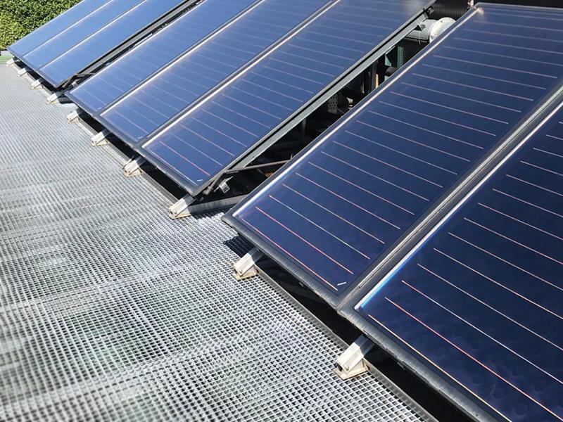Pannelli solari termici