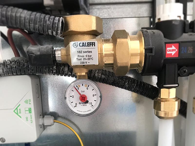 realizzazioni impianti idraulici industriali